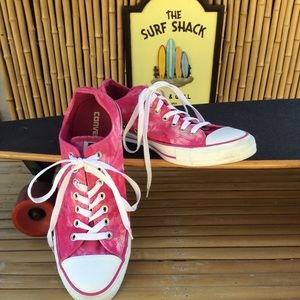 Converse Tie Dye All Star Classic Sneakers Size 11